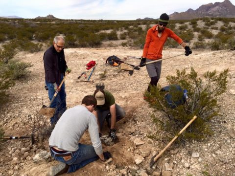 Monumental Trails Day – Doña Ana Trails